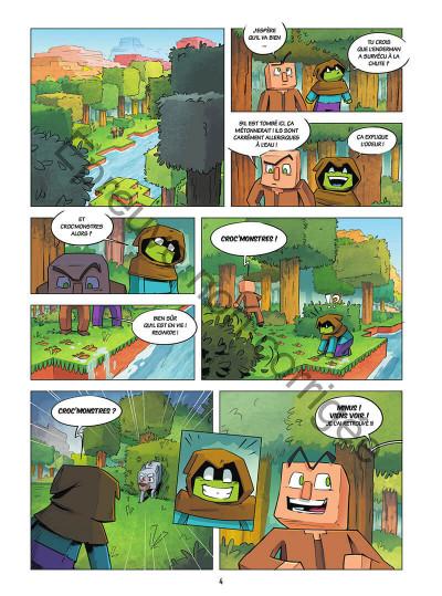 Page 4 Le journal d'un noob tome 2