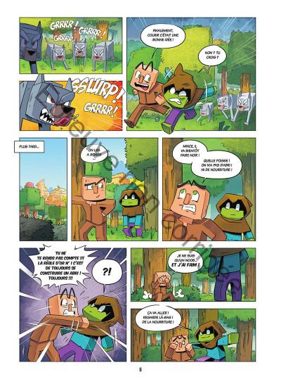 Page 6 Le journal d'un noob tome 2