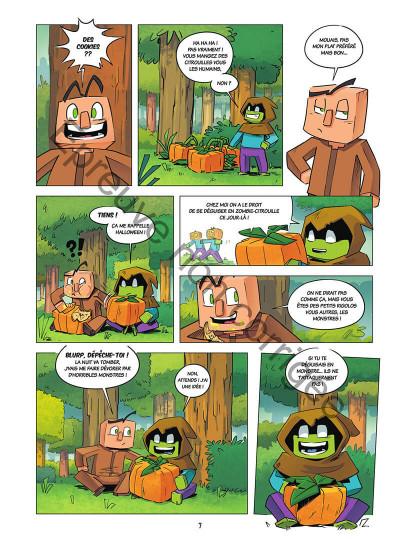 Page 7 Le journal d'un noob tome 2