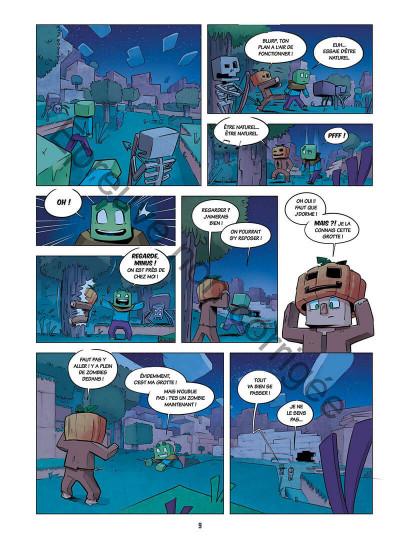 Page 9 Le journal d'un noob tome 2
