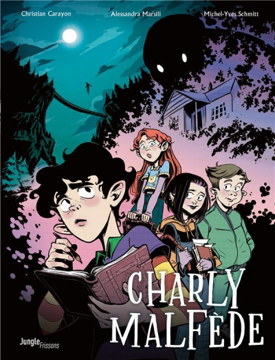 Couverture Charly Malfède