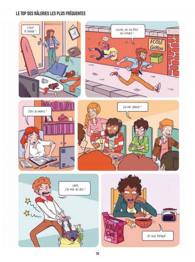 Page 0 J'arrête de râler