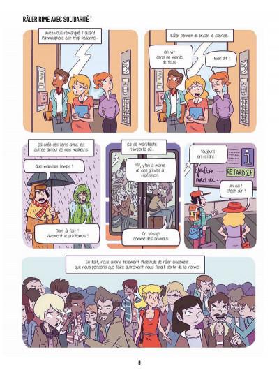 Page 8 J'arrête de râler