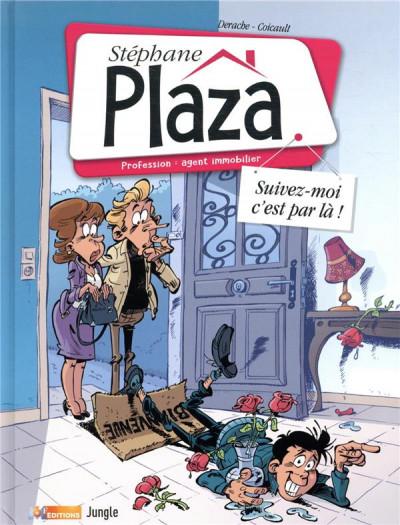 Couverture Stéphane Plaza - Suivez-moi c'est par là (ned)