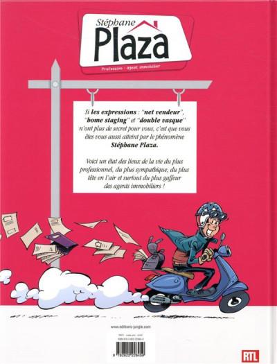 Dos Stéphane Plaza - Suivez-moi c'est par là (ned)