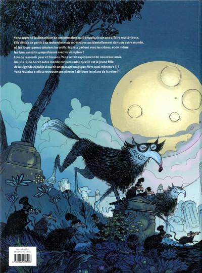 Dos Yana et le tombeau de pierre lune