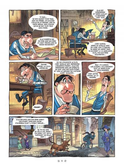 Page 6 Yana et le tombeau de pierre lune