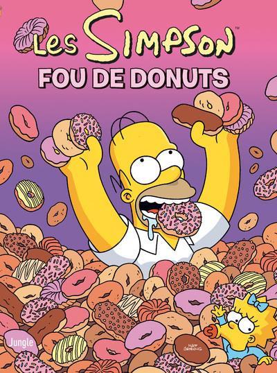 Couverture Les Simpson tome 41