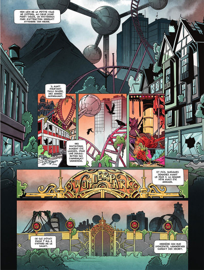 Page 3 Wonderpark tome 1