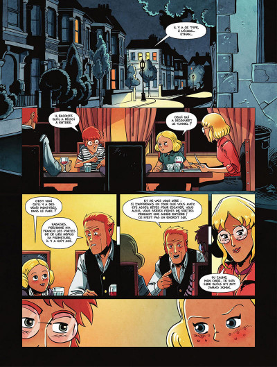 Page 4 Wonderpark tome 1