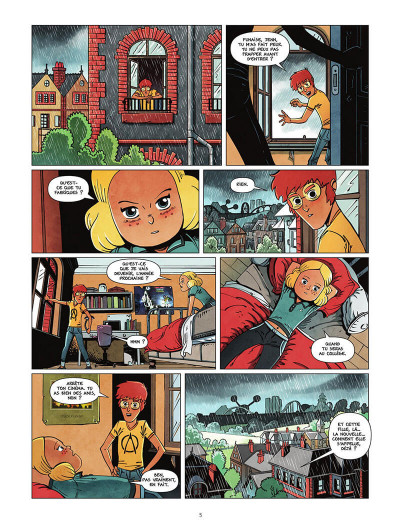 Page 5 Wonderpark tome 1