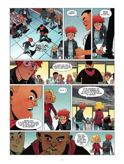 Page 6 Wonderpark tome 1