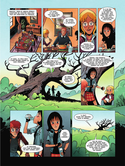 Page 9 Wonderpark tome 1