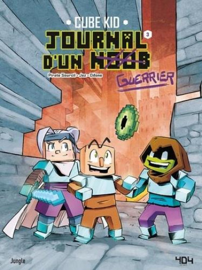 Couverture Le journal d'un noob tome 3