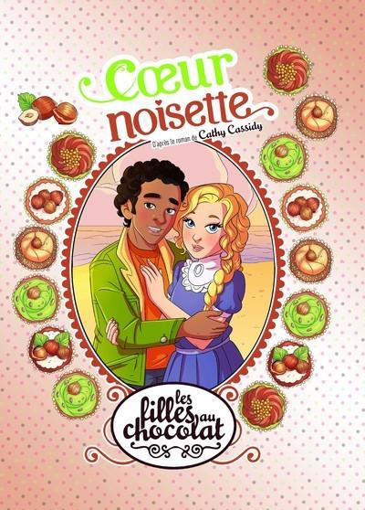 Couverture Les filles au chocolat tome 11