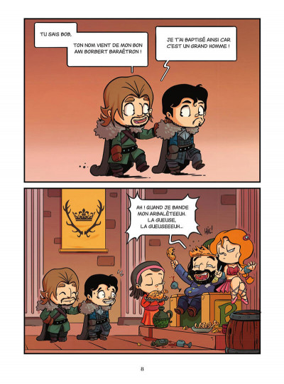 Page 8 Galère of thrones