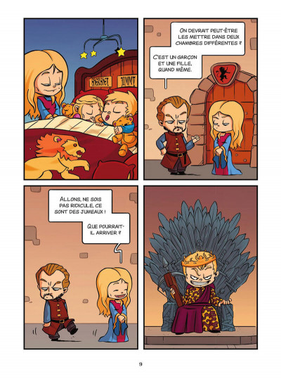 Page 9 Galère of thrones