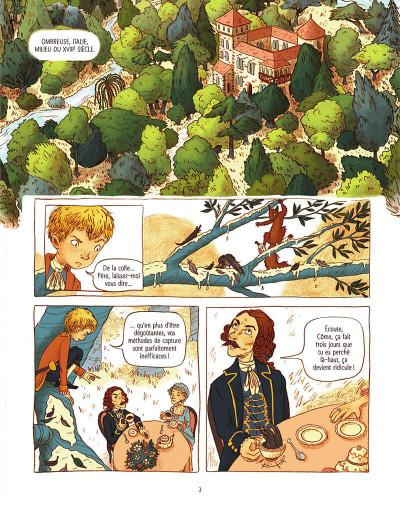 Page 3 Le baron perché