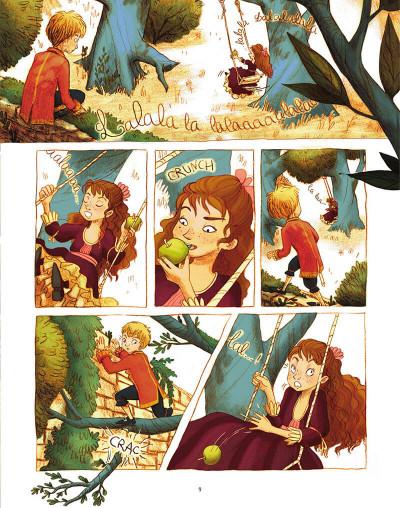 Page 9 Le baron perché