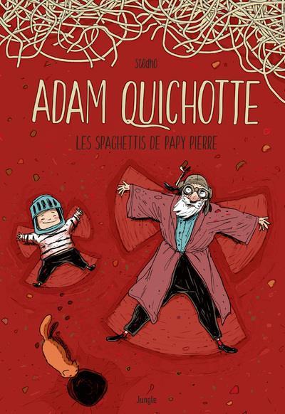 Couverture Adam Quichotte