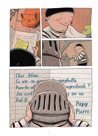 Page 7 Adam Quichotte
