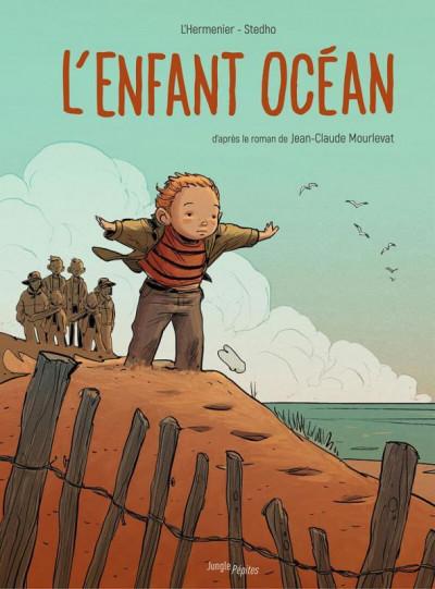 Couverture L'enfant océan