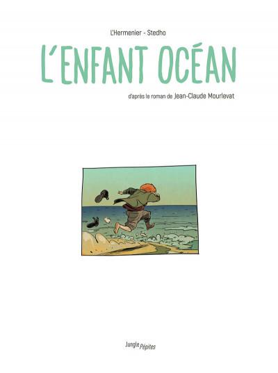 Page 1 L'enfant océan
