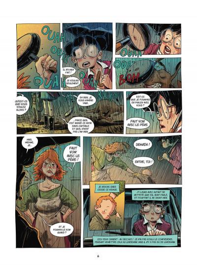 Page 6 L'enfant océan