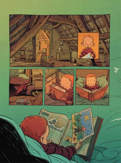 Page 8 L'enfant océan
