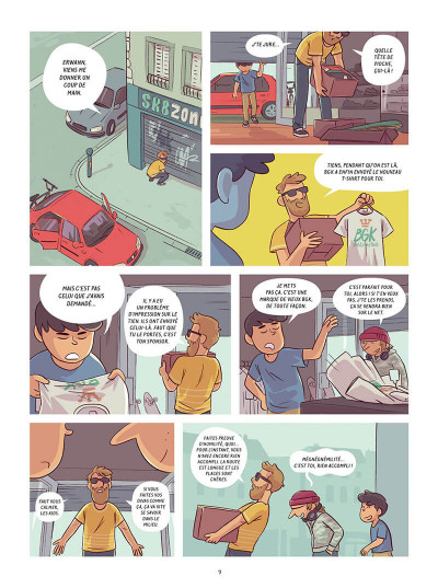 Page 8 Erwann tome 2