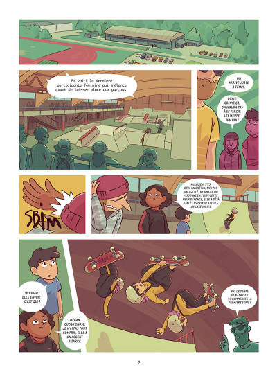 Page 9 Erwann tome 2