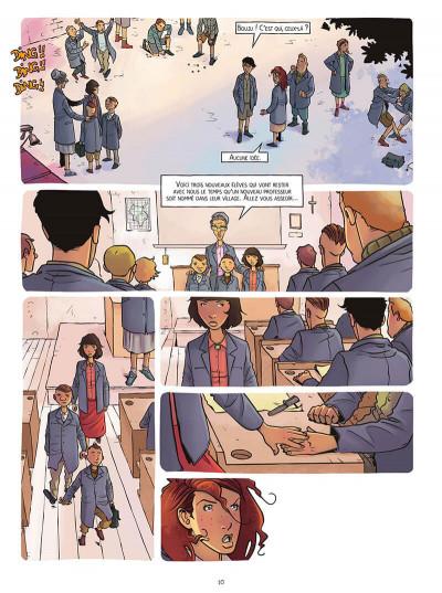 Page 0 Le réseau papillon tome 4