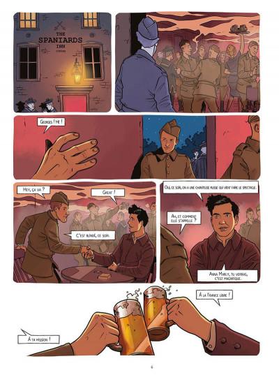 Page 6 Le réseau papillon tome 4