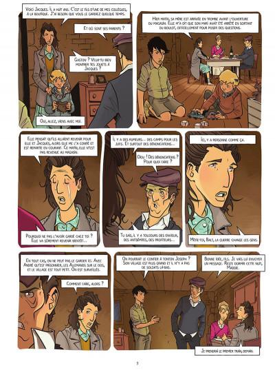 Page 9 Le réseau papillon tome 4