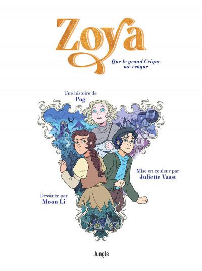 Page 1 Zoya tome 1