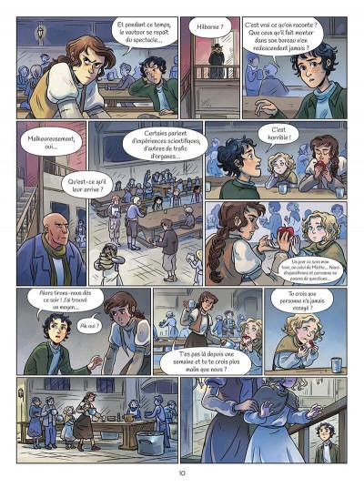 Page 0 Zoya tome 1