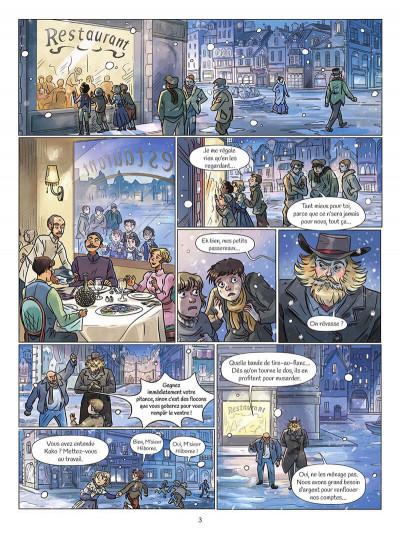 Page 3 Zoya tome 1