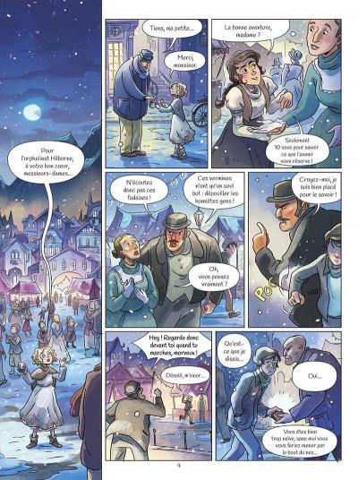 Page 4 Zoya tome 1