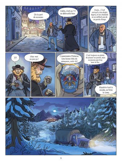 Page 5 Zoya tome 1