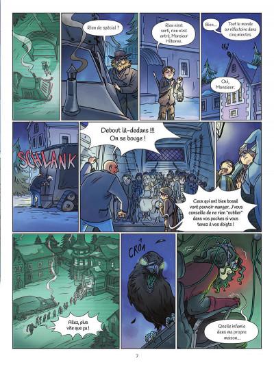 Page 7 Zoya tome 1