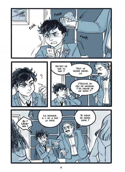 Page 6 La saveur du printemps