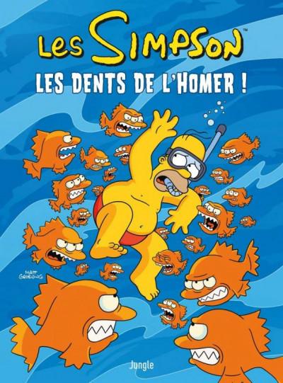 Couverture Les Simpson tome 42