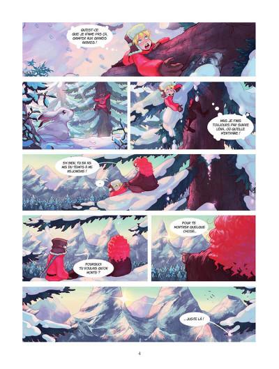 Page 4 Les aventures d'Alduin et Léna tome 1