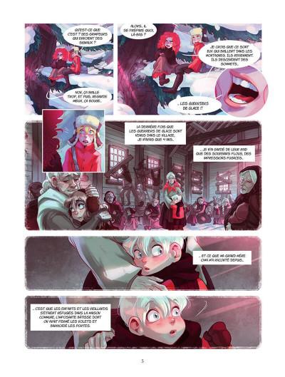 Page 5 Les aventures d'Alduin et Léna tome 1