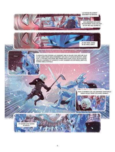 Page 6 Les aventures d'Alduin et Léna tome 1