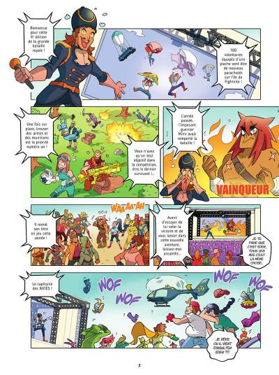 Page 3 Fightnite tome 3