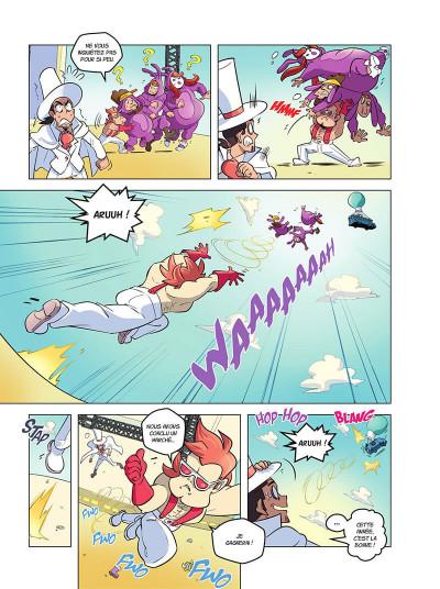 Page 8 Fightnite tome 3