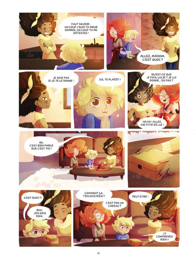 Page 0 Maïana tome 2