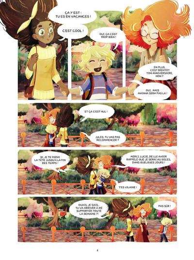 Page 8 Maïana tome 2