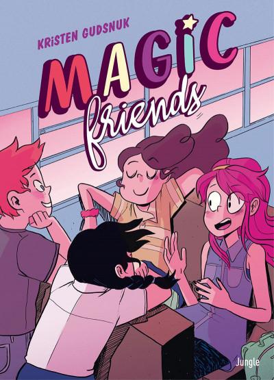 Couverture Magic friends tome 1